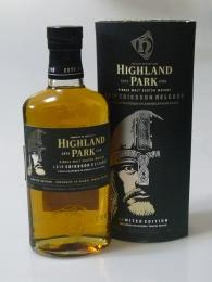Highland Park 'Leif Eriksson' 免税店2011年発売品 【箱の蓋なし】